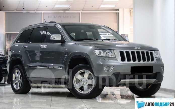 Jeep Grand Cherokee, 2012 год, 1 200 000 руб.
