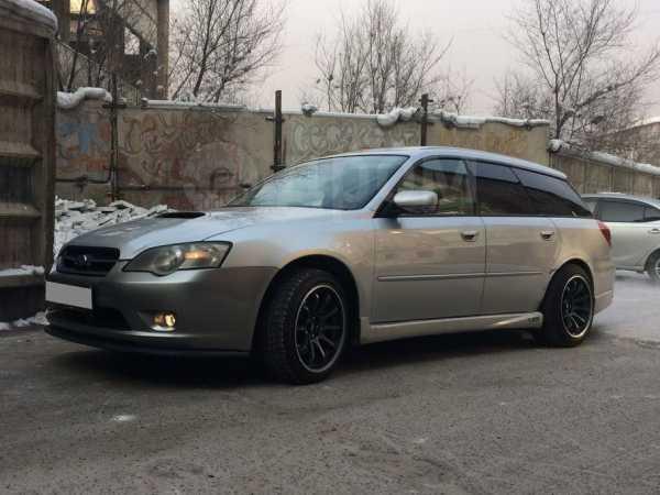 Subaru Legacy, 2004 год, 220 000 руб.