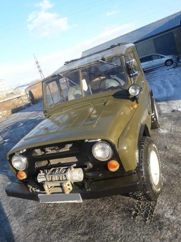 УАЗ 469, 2005 год, 250 000 руб.