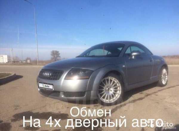 Audi TT, 2005 год, 480 000 руб.