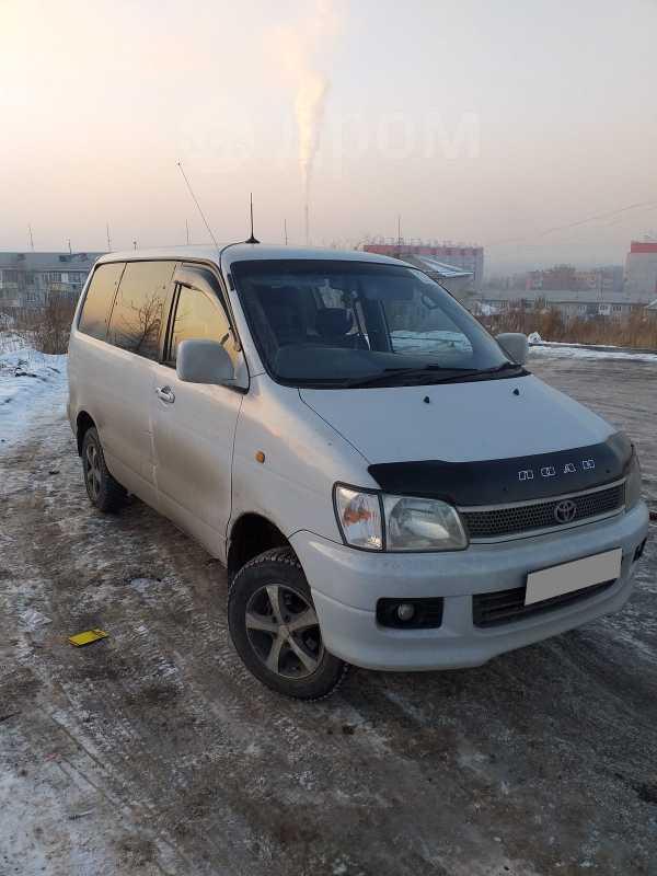 Toyota Noah, 1998 год, 365 000 руб.