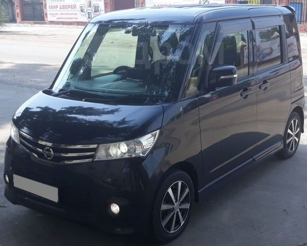 Nissan Roox, 2012 год, 350 000 руб.