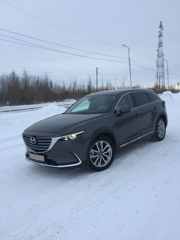 Mazda CX-9, 2018 год, 2 500 000 руб.