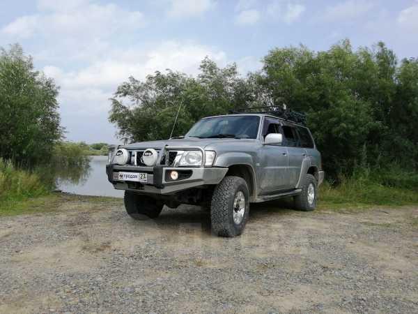 Nissan Patrol, 2007 год, 1 150 000 руб.