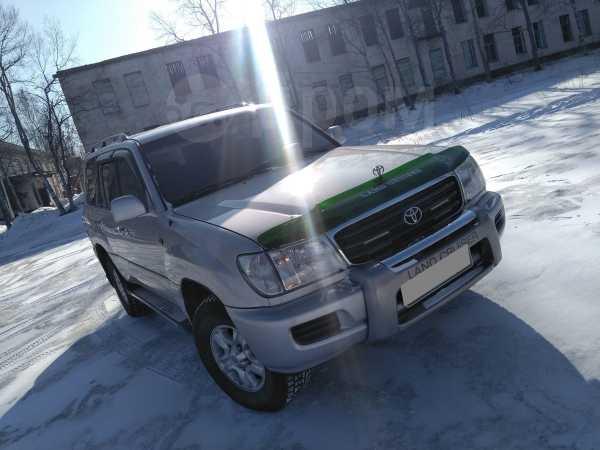 Toyota Land Cruiser, 1999 год, 1 070 000 руб.
