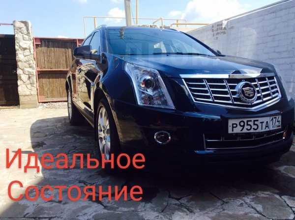 Cadillac SRX, 2014 год, 1 400 000 руб.
