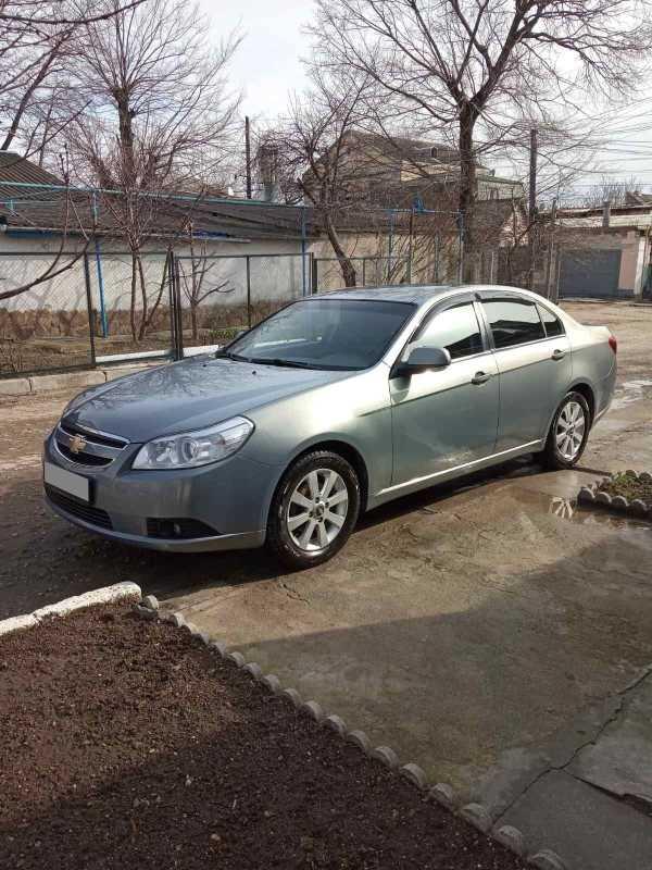 Chevrolet Epica, 2010 год, 470 000 руб.