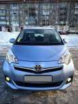 Toyota Ractis, 2013 год, 500 000 руб.