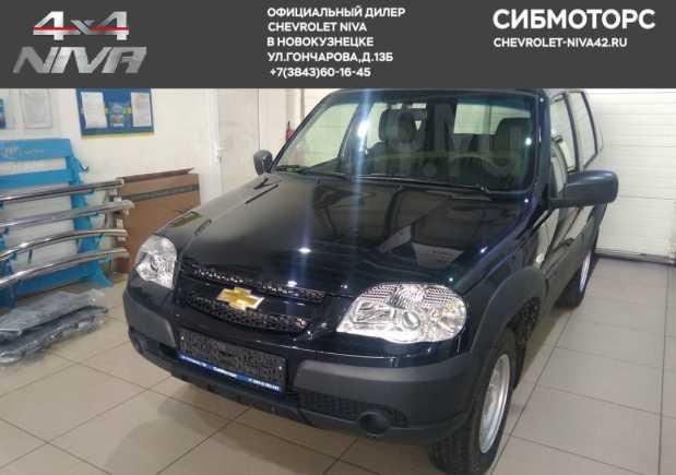 Chevrolet Niva, 2019 год, 627 900 руб.