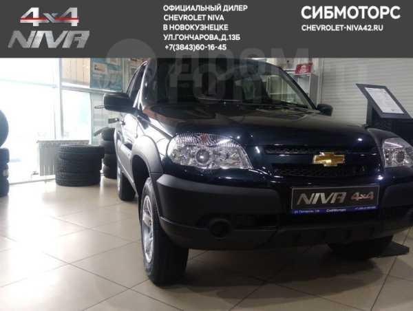 Chevrolet Niva, 2019 год, 672 000 руб.