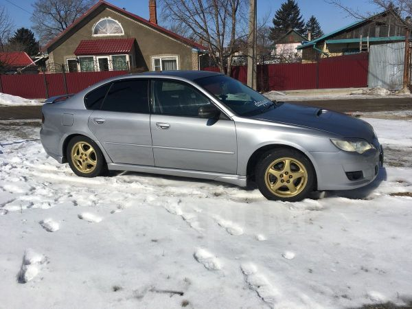 Subaru Legacy B4, 2007 год, 480 000 руб.