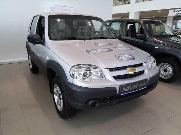 Chevrolet Niva, 2019 год, 630 900 руб.