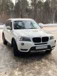 BMW X3, 2014 год, 1 400 000 руб.