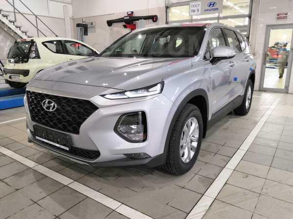 Hyundai Santa Fe, 2019 год, 2 164 000 руб.