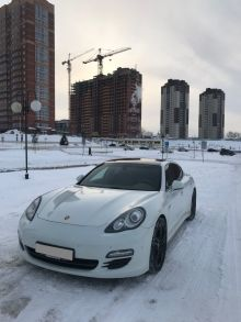 Новосибирск Panamera 2013