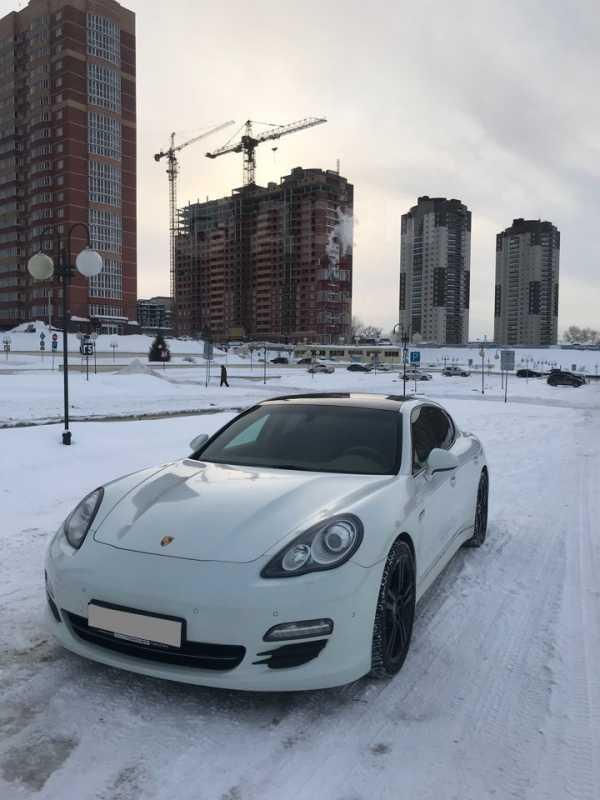 Porsche Panamera, 2013 год, 1 999 000 руб.