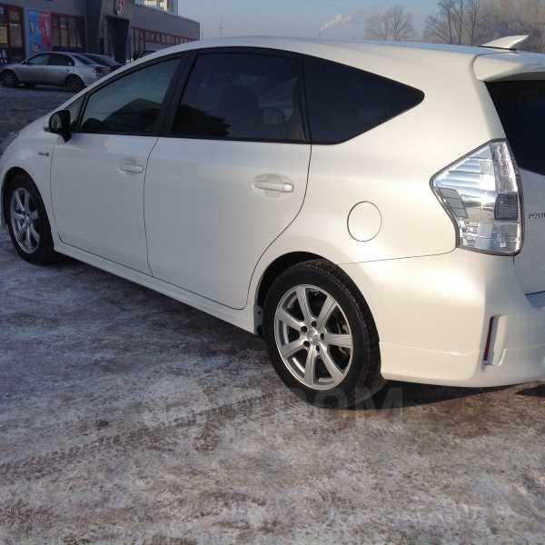 Toyota Prius a, 2013 год, 987 000 руб.