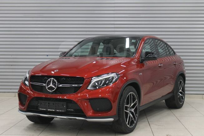 Mercedes-Benz GLE Coupe, 2019 год, 6 931 860 руб.