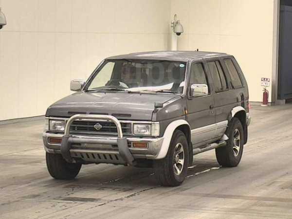 Nissan Terrano, 1989 год, 600 000 руб.