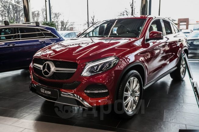 Mercedes-Benz GLE Coupe, 2019 год, 5 697 200 руб.