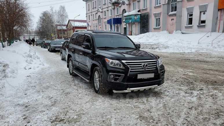 Lexus LX570, 2012 год, 2 998 000 руб.