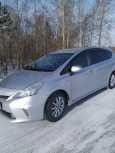 Toyota Prius a, 2011 год, 770 000 руб.