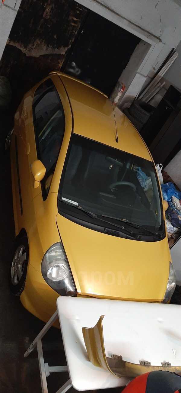Honda Jazz, 2007 год, 340 000 руб.