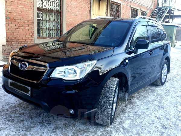 Subaru Forester, 2014 год, 1 185 000 руб.