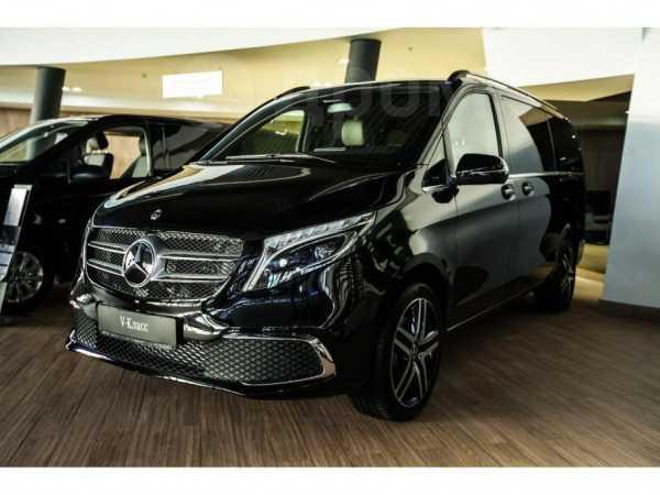 Mercedes-Benz V-Class, 2019 год, 6 525 675 руб.