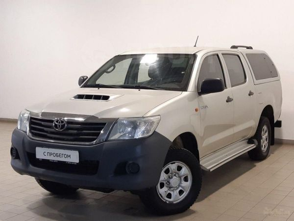 Toyota Hilux Pick Up, 2012 год, 970 000 руб.