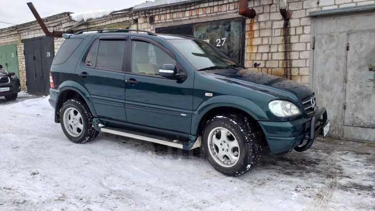 Mercedes-Benz M-Class, 1998 год, 599 000 руб.
