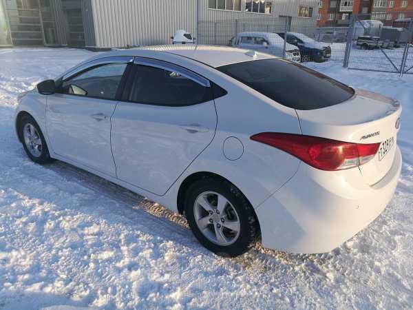 Hyundai Avante, 2011 год, 540 000 руб.