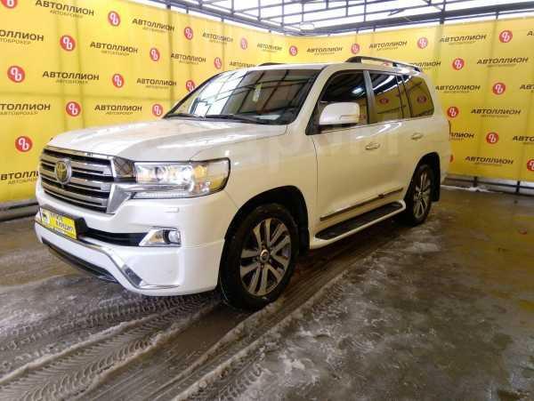 Toyota Land Cruiser, 2016 год, 3 780 000 руб.