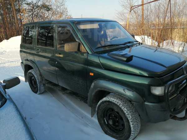УАЗ Симбир, 2005 год, 199 000 руб.