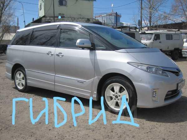 Toyota Estima, 2009 год, 1 150 000 руб.