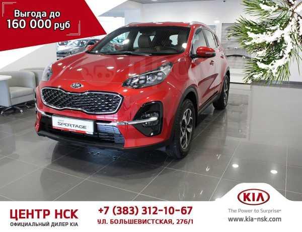 Kia Sportage, 2019 год, 1 769 900 руб.