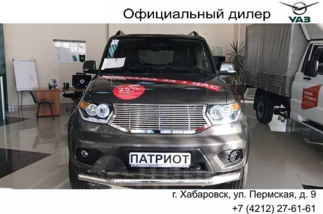 УАЗ Патриот, 2019 год, 1 285 900 руб.