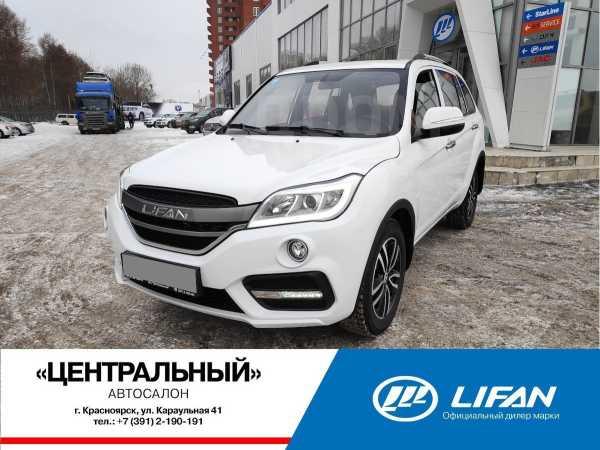 Lifan X60, 2018 год, 889 900 руб.