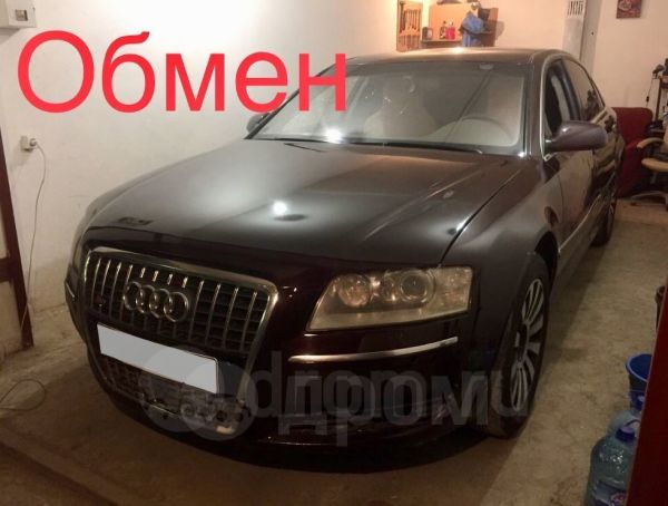 Audi A8, 2003 год, 437 000 руб.