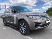 Кемерово Range Rover 2015