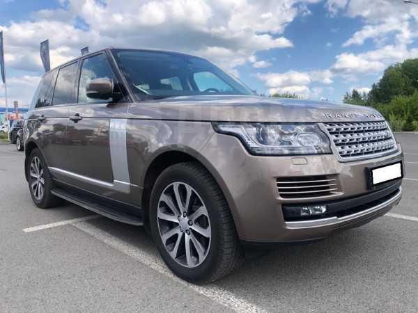 Land Rover Range Rover, 2015 год, 4 200 000 руб.