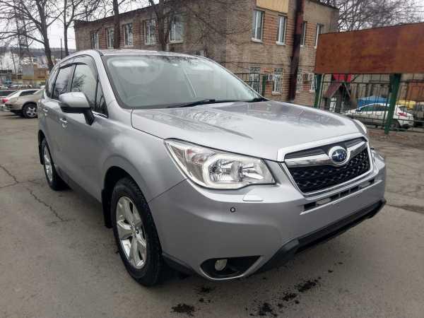 Subaru Forester, 2014 год, 1 130 000 руб.