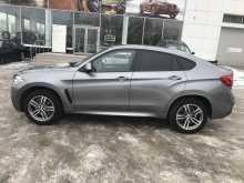 Новосибирск BMW X6 2017