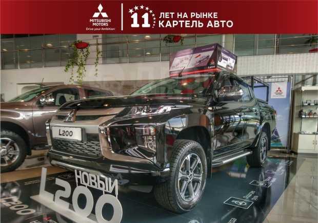 Mitsubishi L200, 2019 год, 2 222 000 руб.