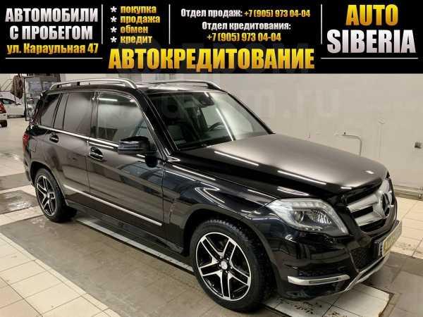 Mercedes-Benz GLK-Class, 2013 год, 1 315 000 руб.