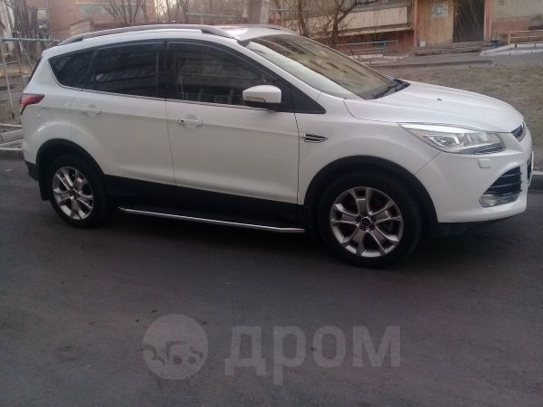 Ford Kuga, 2013 год, 999 000 руб.