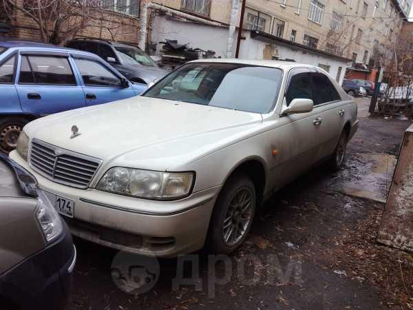 Nissan Cima, 1997 год, 550 000 руб.