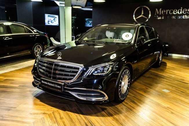Mercedes-Benz S-Class, 2019 год, 12 239 295 руб.