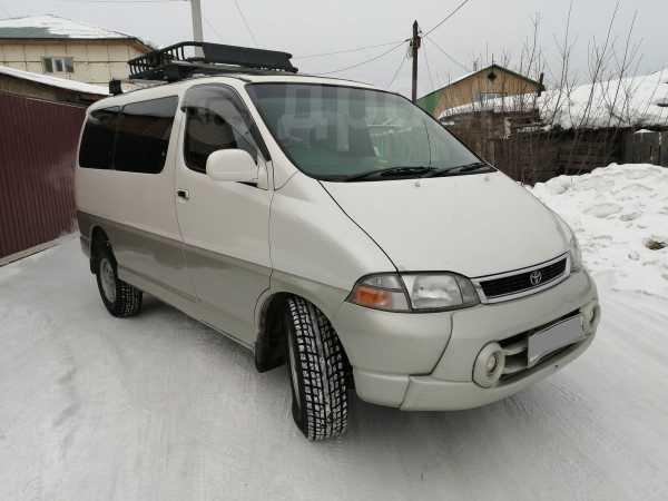 Toyota Granvia, 2001 год, 420 000 руб.