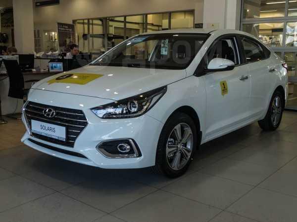 Hyundai Solaris, 2020 год, 854 595 руб.